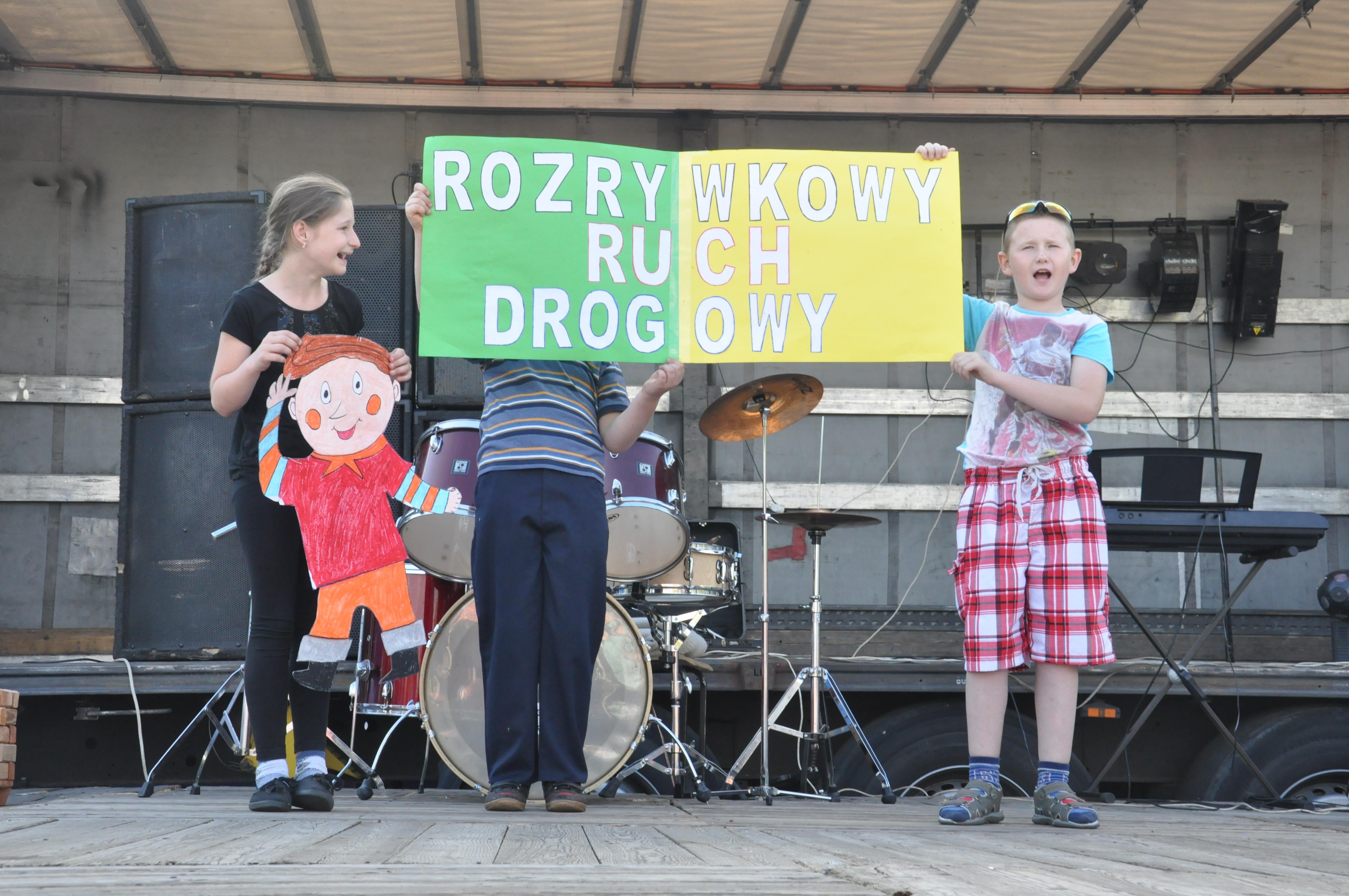 Rozrywkowy Ruch Drogowy Festyn